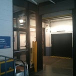 Photo taken at Manhattan Mini Storage by .oo. on 7/26/2013