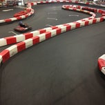 Photo taken at K1 Speed by Kien P. on 1/19/2013