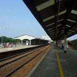 Photo taken at Truro Railway Station (TRU) by Sharifah Aznie N. on 7/21/2013