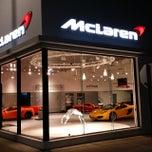 Photo taken at McLaren Beverly Hills by Sebastian S. on 4/28/2014