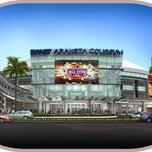Photo taken at SMART Araneta Coliseum by ALLAN on 5/12/2013