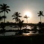 Photo taken at Refugio del Sol Hotel & Club de Playa by Tavo B. on 12/16/2012