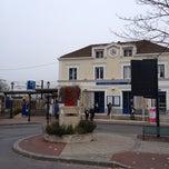 Photo taken at RER Montgeron — Crosne [D] by Oleg N. on 11/16/2012