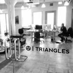 Photo taken at Triangles by Ray H. on 9/9/2013