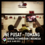 Photo taken at JNE Pusat by Hendro P. on 5/26/2013