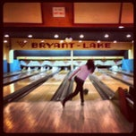 Photo taken at Bryant-Lake Bowl & Theater by Jonathan D. on 12/6/2012