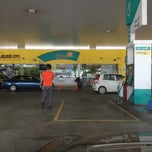 Photo taken at PETRONAS Station by Sam K. on 6/2/2013