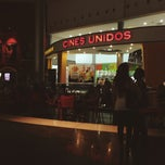Photo taken at Cines Unidos by Alfonsina B. on 6/26/2013