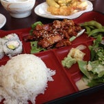 Photo taken at Fugus Sushi & Wok by Jemma S. on 7/31/2014