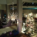 Photo taken at Hotel Murano by Lisa D. on 12/13/2012