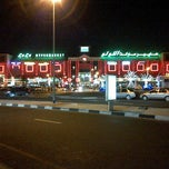 Photo taken at Lulu Hypermarket مركز اللولو by Andri P. on 1/18/2013