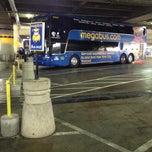 Photo taken at Megabus Stop - Washington, DC by Pablo Mishel M. on 9/27/2013