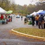 Photo taken at Oberlin Farmers Market by Edsel L. on 10/18/2014