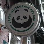 Photo taken at Panda Restaurant & Bar by Giulio S. on 6/2/2014
