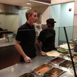 Photo taken at Chipotle Mexican Grill by Steve L. on 2/26/2013