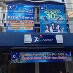 Photo taken at XL Center Banjarmasin by Riski Y. on 7/22/2014