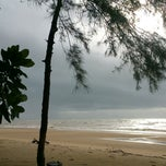 Photo taken at Ha pla beach by Dax W. on 10/9/2013