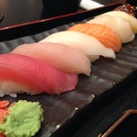 Photo taken at Standing Sushi Bar by Howard L. on 5/14/2014