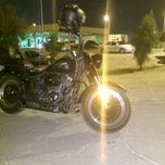 Photo taken at محطة ركن المطار للمحروقات by Feras A. on 7/7/2014