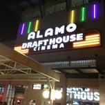 Photo taken at Alamo Drafthouse Park North by Daniel R. on 1/20/2013