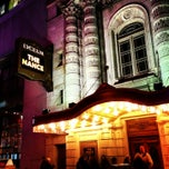 Photo taken at Lyceum Theatre by James S. on 3/21/2013