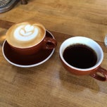 Photo taken at Barefoot Coffee Works by Gary Eng W. on 11/29/2013
