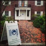 Photo taken at Hood House by UNH Students on 9/28/2013
