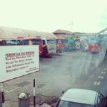 Photo taken at Muar bus express bentayan by Syafiq S. on 1/27/2013