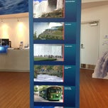 Photo taken at Niagara USA Official Visitor Center by Mike S. on 6/8/2013