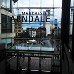 Photo taken at Arndale Shopping Centre by H e i s e n b e r g on 9/8/2013