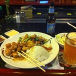 Photo taken at Miyako Japanese Steakhouse by Marc H. on 1/17/2013