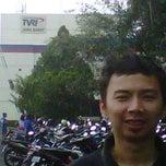 Photo taken at TVRI Jawa Barat & Banten by Iqbal A. on 2/10/2013