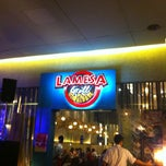 Photo taken at Lamesa Grill by Tere P. on 10/4/2012
