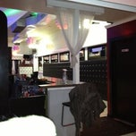 Photo taken at Taste Lounge by Tyrone G. on 10/14/2012