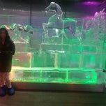 Photo taken at Chillout - Ice Lounge by Julia D. on 4/23/2014