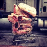 Photo taken at United Meat Market by Mike O. on 12/26/2012