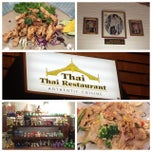 Photo taken at Thai Thai by Karim on 4/22/2015