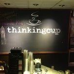 Photo taken at Thinking Cup by D. R. on 11/11/2012
