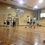 Photo taken at Seward Park High School Gym by Michael T. on 3/15/2013