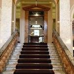 Photo taken at The Grosvenor Hotel by Delande C. on 5/30/2013