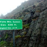 "Photo taken at Siskiyou Summit by David ""Antonio"" H. on 5/23/2013"