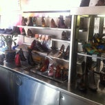 Photo taken at John Fluevog Shoes by Martin R. on 5/4/2013