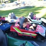 Photo taken at Weirs Go Karts & Bumper Boats by Mark C. on 8/10/2013