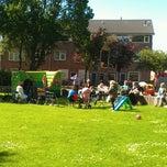 Photo taken at Nassauplein by Meииo on 6/15/2013