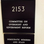 Photo taken at Oversight & Government Reform by Paul R. on 6/12/2014