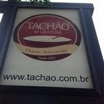 Photo taken at Tachão by Jefferson B. on 10/28/2012