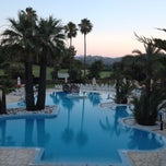 Photo taken at Dénia Marriott La Sella Golf Resort & Spa ***** by José I. on 7/18/2013