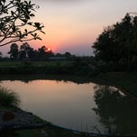 Photo taken at Baan Chai Thung by Matchete F. on 3/7/2015