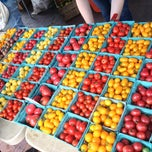 Photo taken at Mt. Pleasant Farmer's Market by Samantha on 8/3/2013
