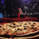 Photo taken at Pizza & Love by Isaías A. on 5/4/2013